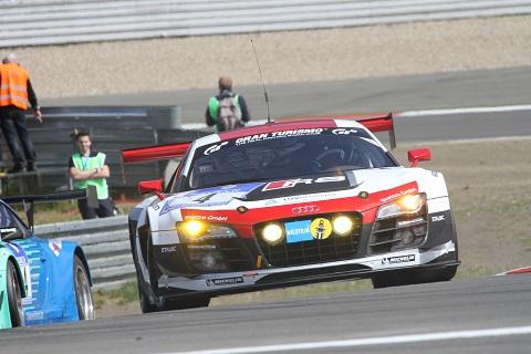2014  Audi 4 snelste Training 1