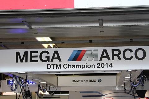 2014 DTM Marco  Aankleding ptibox