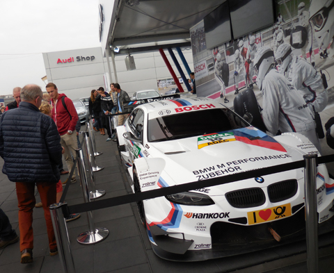 bmw stand 0174
