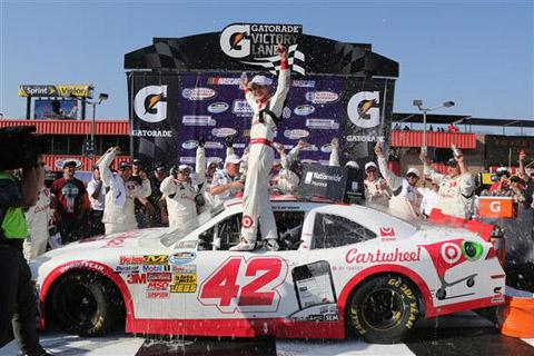 2014 Larson winnaar
