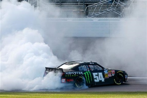 kansas nns burnout rowdy