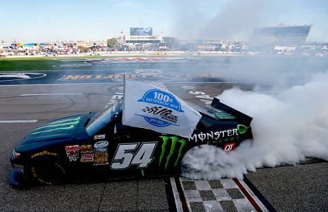 Texas NNS R Burnout