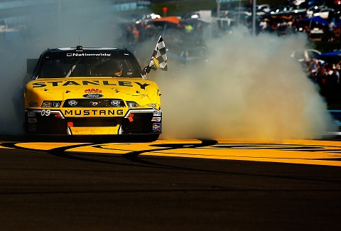 2014 Burnout Ambrose WG
