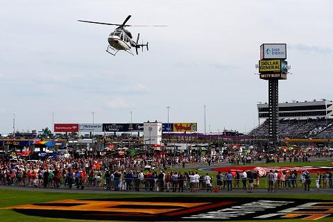 2014 Busch helicopter