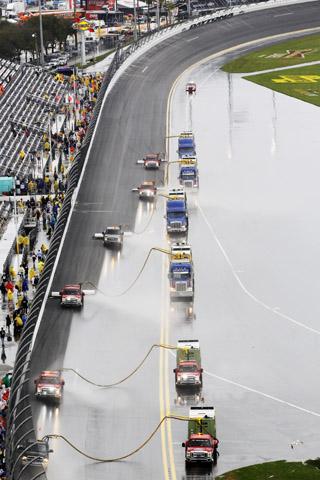 Jet dryers Daytona 500