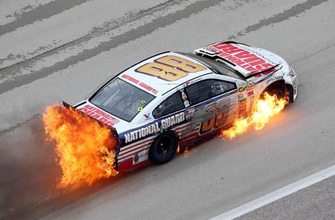 2014 Earnhardt Jr Race