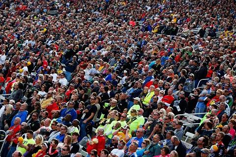 Texas NSCS R Crowd