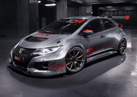 TCR Civic