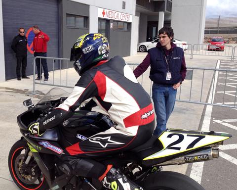 Eerste-motorcoureur-en-Loek-Bodelier