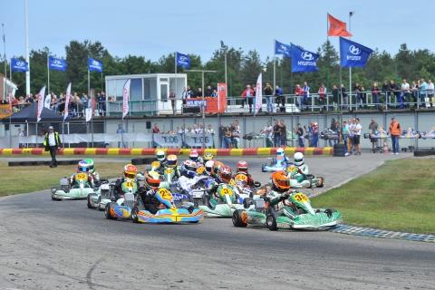 Racing Days 2014 Op Circuit Park Berghem Karting