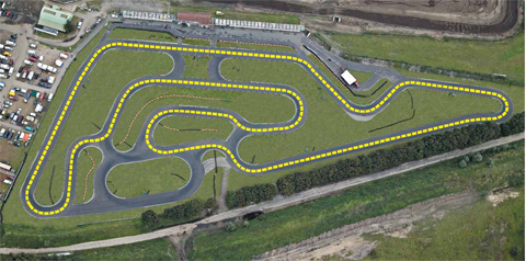 4 En 5 Oktober Nederlands Kampioenschap Karting Op Circuit Park Berghem Autosport Nl