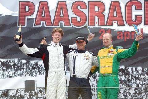 podium BPO-Paasraces