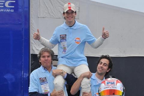 Max Koebolt kampioen SC GTB
