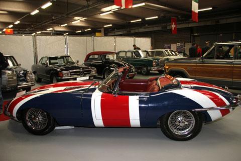 2014 Jaguar Brttainnia