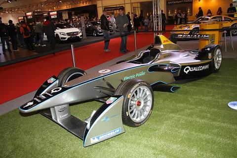 2014 EMS Formula E 1