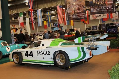 2014 EMS Jaguar XJ R 1983