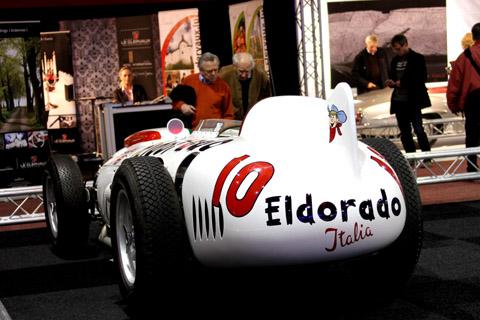 2014 KMaserati Eldorado Achterkant