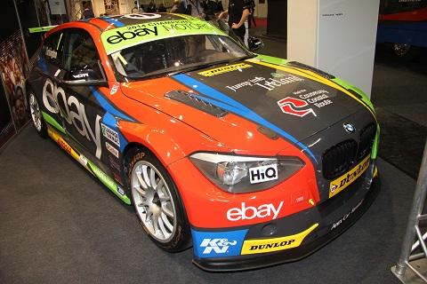 2014 Colin Turkington BMW