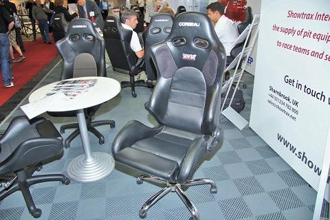 2014 Corbeau bureaustoelen