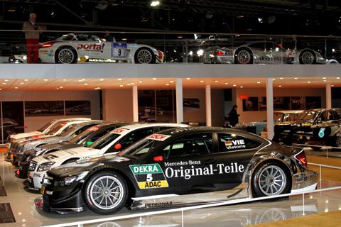 2014 DTM Mercedes