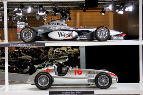 2014 Mercedes Expostie
