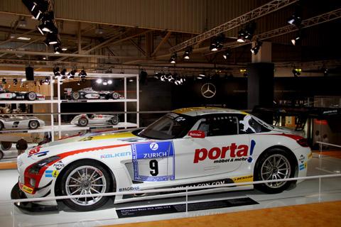 2014 SLS AMG GT3 Jeroen