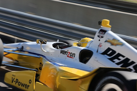 2015 Simon Pagenaud