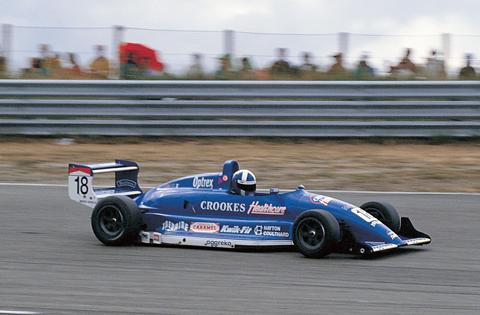480 1991 David Coulthard