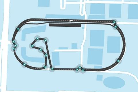 Hermanos Rodriguez circuit