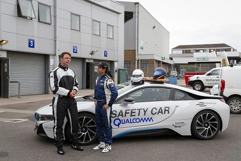 BMW Safetycar