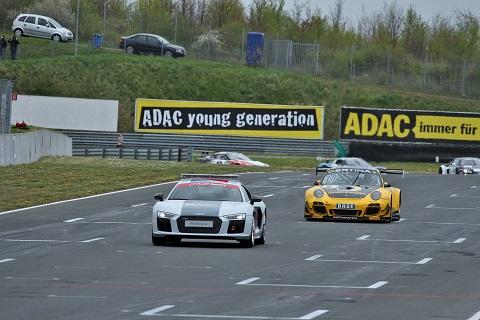 ADAC GT Masters Finish
