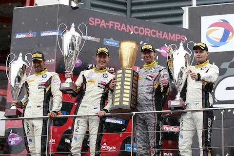 150726 BMW Team podium
