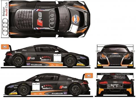 150408 Audi R8 BES