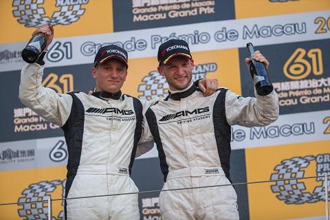 Mercedes-AMG FIA GT World Cup 2