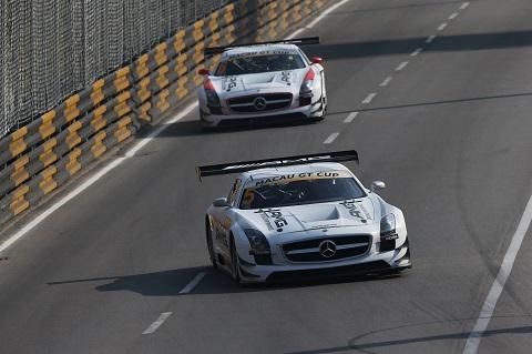 Mercedes-AMG FIA GT World Cup 3