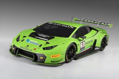 03 Lamborghini Huracan GT3 Front