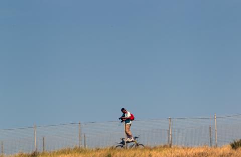 480 fietstrap