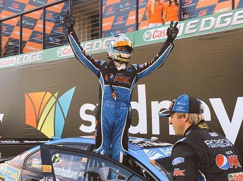 Mark Winterbottom kampioen