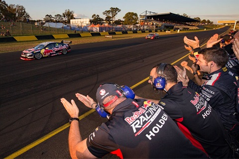2015 Whincup Race