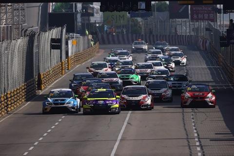 2015-2015 Macau Guia Race 1---Start Race1 4