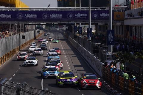 2015-2015 Macau Guia Race 2---Start Race2 8