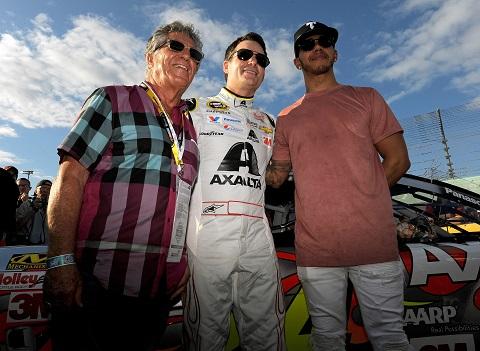 2015 Andretti Gordon Hamilton