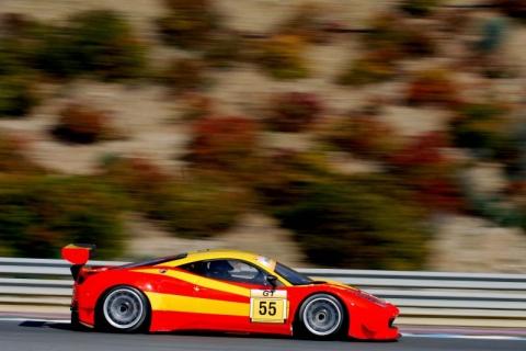 WT Jerez AF Corse