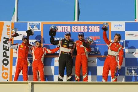 WT Paul Ricard podium