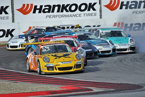 2015 Porsche Cup R1