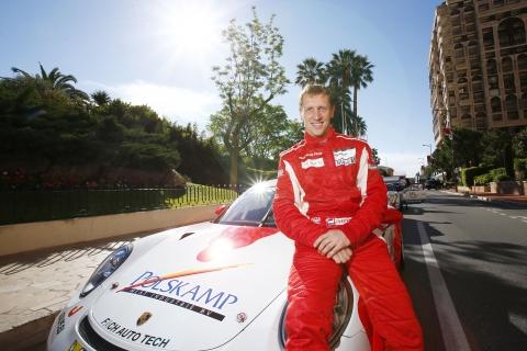 Jaap van Lagen wint Porsche Supercup in Monaco 3