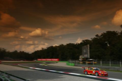 Jaap van Lagen Supercup Monza