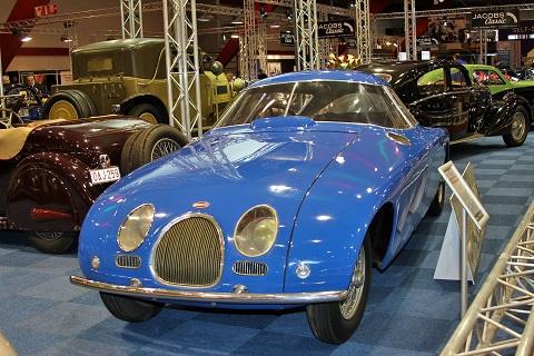 2015 Bugatti 1952 T57