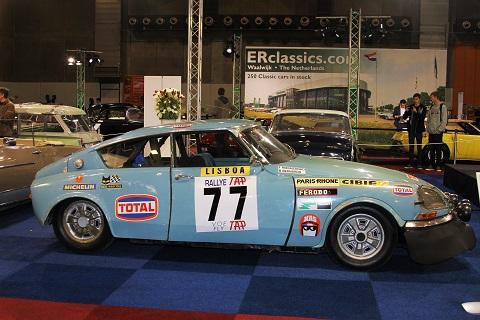 2015 Citroen Rallye 1982
