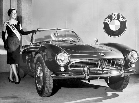 1955 BMW 503